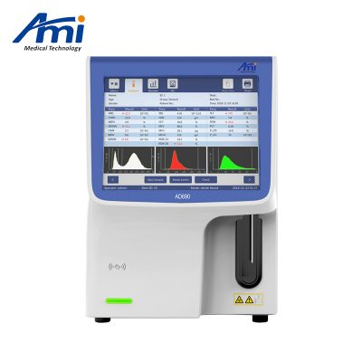 Good Quality 3 Part Diff Hematology Analyzer