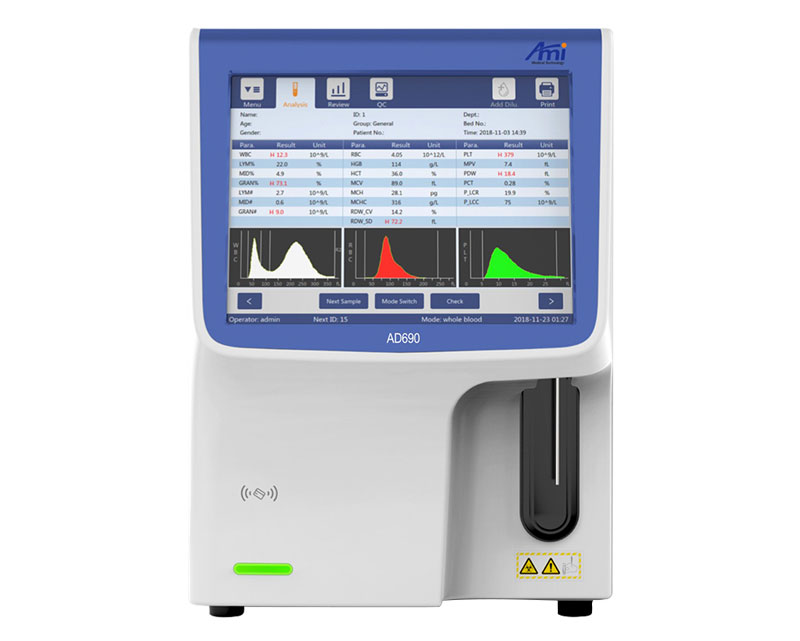 Good-Quality-3-Part-Diff-Hematology-Analyzer