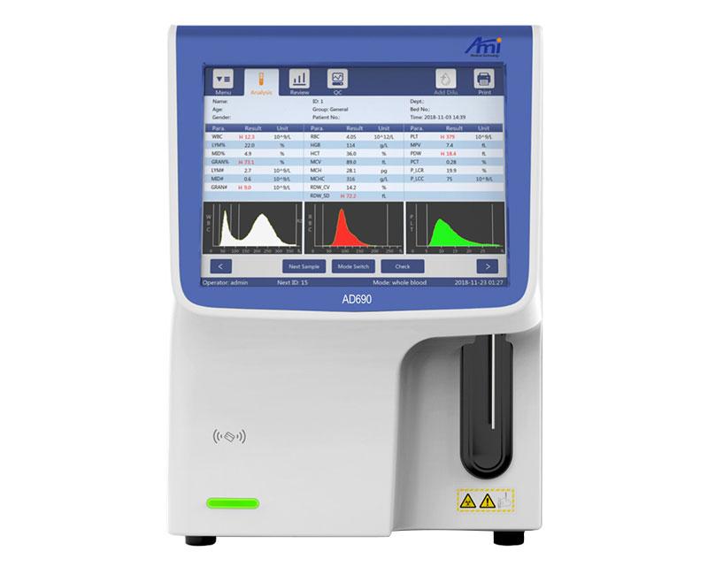Good-Quality-3-Part-Diff-Hematology-Analyzer